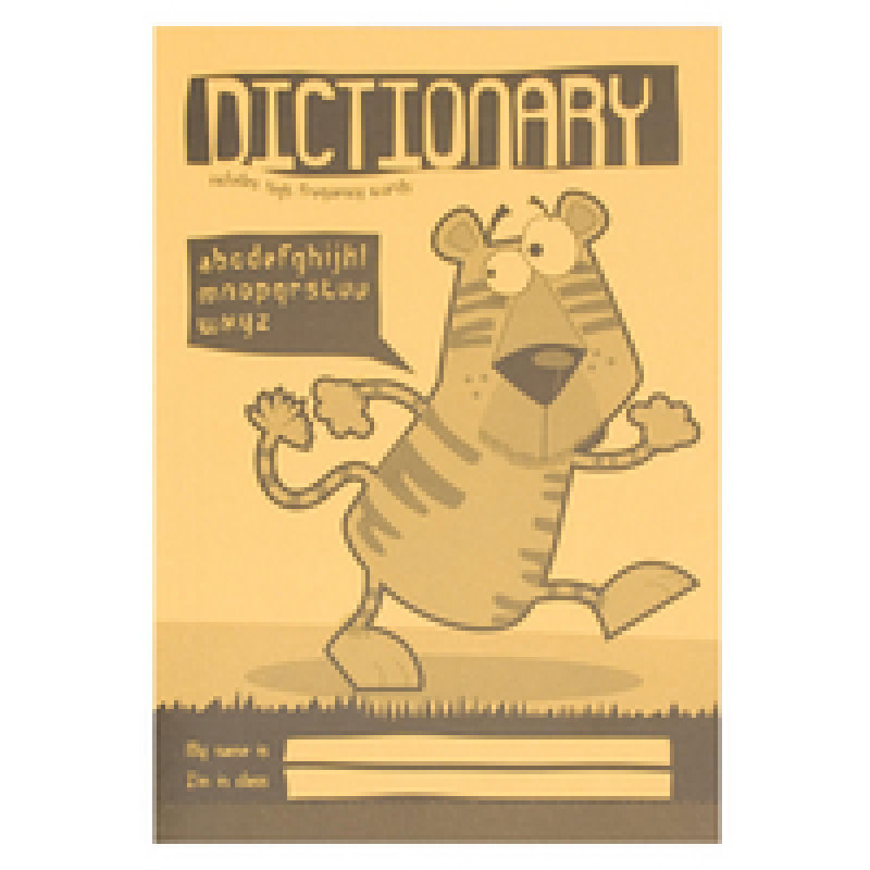 Click to view product details and reviews for Silvine Child Dictionary A5 Ylw Ex209.