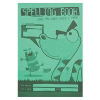 Silvine Child Spell Book A5 Grn Ex211