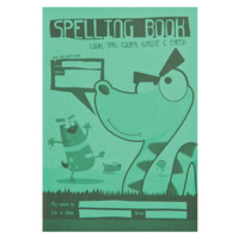 Click to view product details and reviews for Silvine Child Spell Book A5 Grn Ex211.