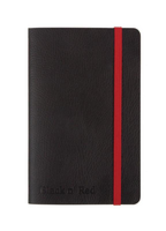 Jd Black Notebook A6