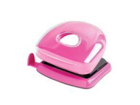 Rexel Joy 2 Hole Punch Pink 2104031
