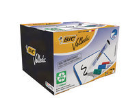 Bic Velleda 1751 Chisel Tip Whiteboard Marker Assorted Colours (Pack 48)