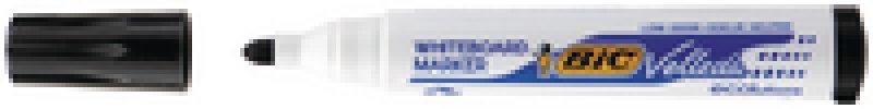 Bic Velleda 1701 Bullet Tip Whiteboard Marker Black (Pack 48)