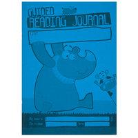 Silvine A5 Guided Read Book Blue Ex216