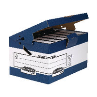 Fellowes Bankers Box System Store Maxi with Ergo Handles