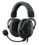 HyperX Cloud II Headset Gun Metal Grey for PC PS4 Mac Mobile