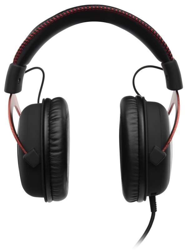 HyperX Cloud II Headset Red