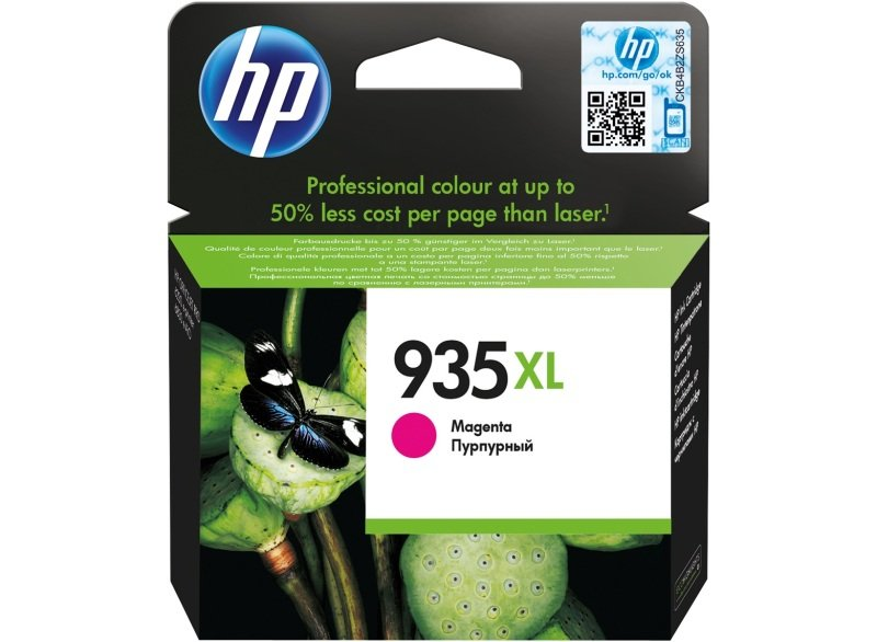 HP 935XL Magenta Ink Cartridge - C2P25AE