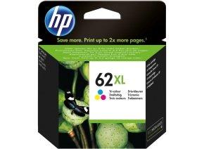 HP 62XL Tri-Colour Ink Cartridge - C2P07AE