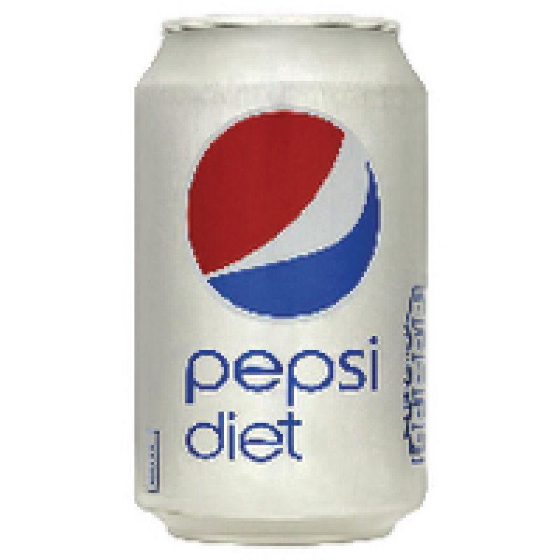 Image of Pepsi Diet 330ml Cans Pk24 202428
