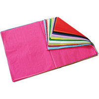 Assorted Colour Tissue Paper 520x760mm (Pack of 480)