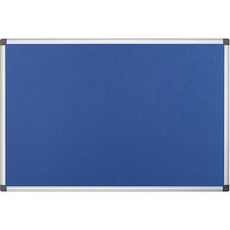 Bi-Office Fire Retardant Notice Board 600 x 900