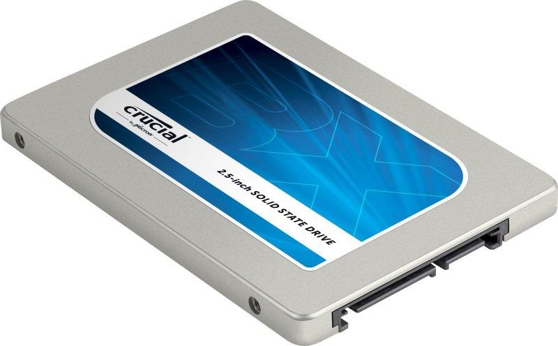 Crucial CT1000BX100SSD1 BX100 1TB SATAIII 2.5inch SSD