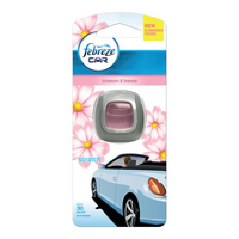 Image of Febreze Blossom and Breeze Car Air Freshener