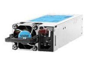 HPE Power supply - hot-plug / redundant - 500 Watt