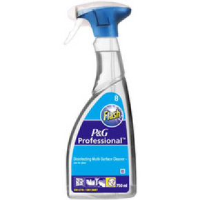 Flash Multi-Surface and Glass Spray 750ml