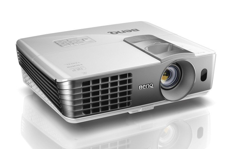 Image of BenQ W1070+ Full HD DLP Projector - 2200 lms