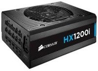 Corsair HX1200i High Performance Series (1200 Watt) 80 Plus Platinum ATX Power Supply Unit