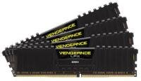 Corsair Vengeance LPX Black 32GB Kit (4x8GB) DDR4 2800mhz 1.20v Standard Dimm