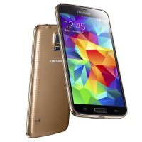 Samsung Galaxy S5 Mini 16GB Smartphone - Gold