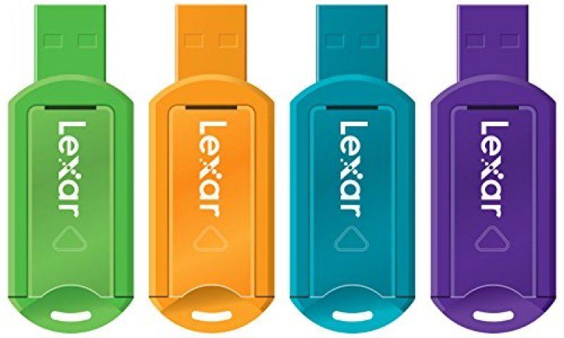 Image of 8GB JUMPDRIVE V20 Pack of 4