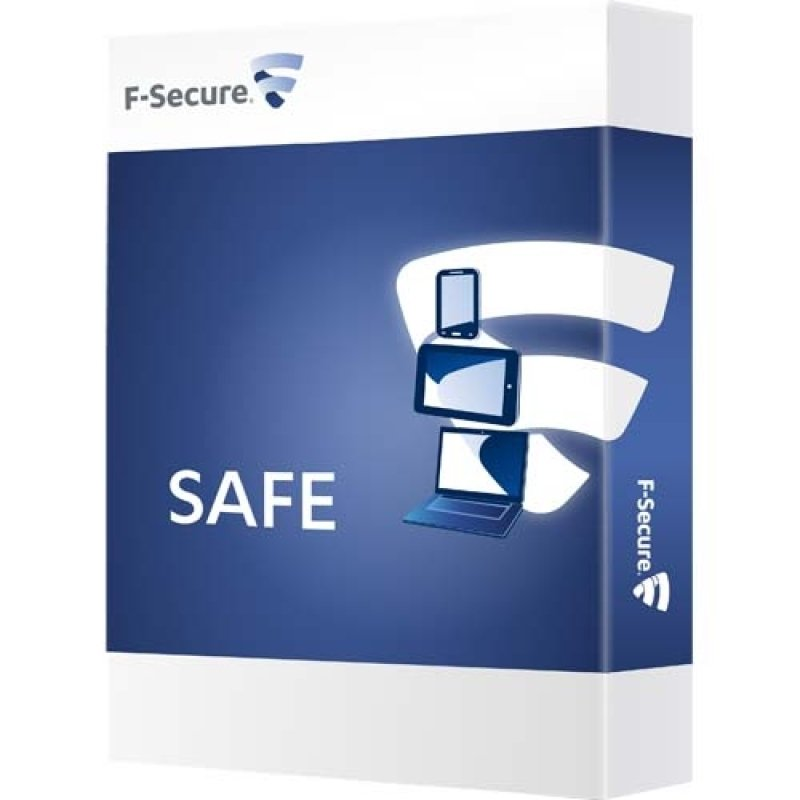 F-secure Safe (2 year, 3 device) Electronic Software Download