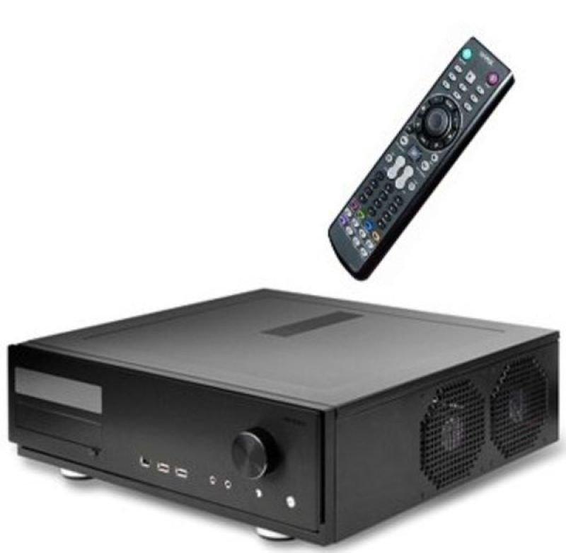 Antec Fusion Remote Black Media Center Case