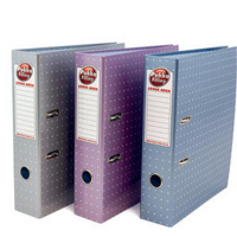 Pukka Pad Metallic Lever Arch Files Assorted Pk 6
