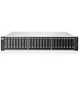 HPE MSA 2040 1Gb iSCSI w/6 600GB 6G SAS 10K SFF HDD 3.6TB Bundle/TVlite