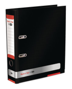 Black N Red Lever Arch File