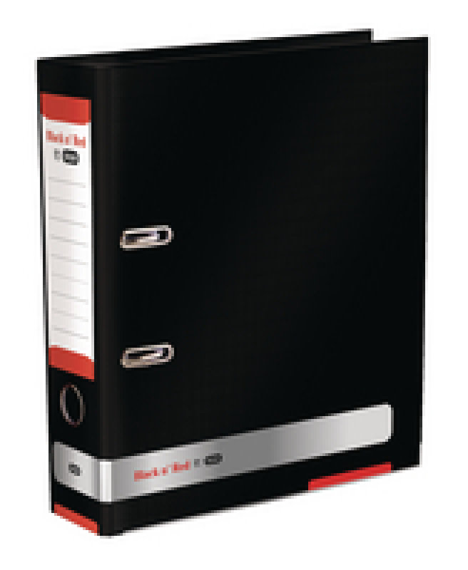 Image of Black N Red Lever Arch File