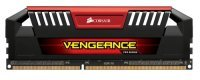 Corsair Vengeance Pro 32GB (4 X 8GB) Memory Kit Pc3-19200 2400mhz DDR3 Dram (Red)