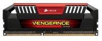 Corsair Vengeance Pro 32GB (4 X 8GB) Memory Kit Pc3-19200 2400mhz DDR3 Dram (Red)