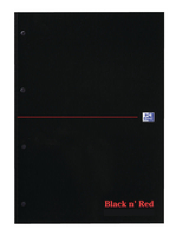 Image of Black n' Red A4 300 Page Refill Pad