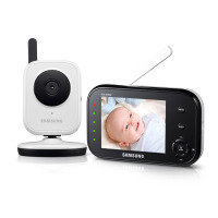 Samsung SEW-3036WP/UK Wireless VGA Resolution Camera and 3.5 Inch Portable Monitor Package