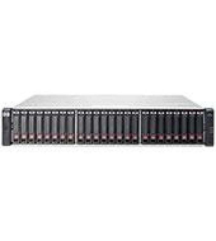 HPE MSA 2040 FC Dual Controller w/6 900GB 6G SAS 10K SFF HDD Bundle/TVlite