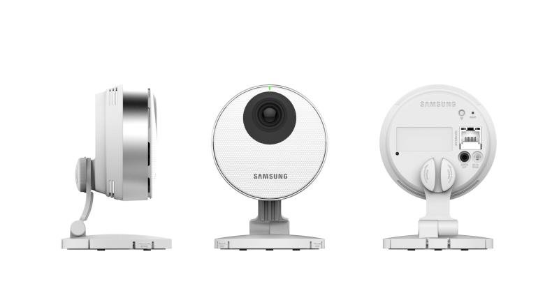 Samsung SNH-P6410/UK SmartCam HD Pro 1080p Full HD WiFi Camera