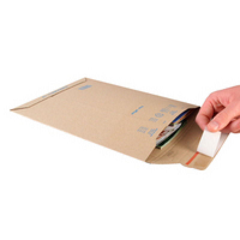 Image of Blake Corrugated Board Envelopes A5 Pack of 100