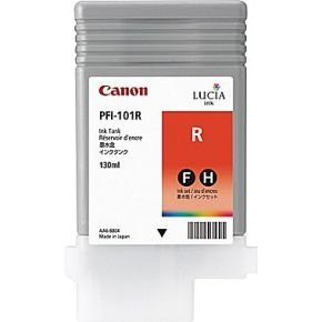 Canon PFI-101R Red Ink Tank -130ml