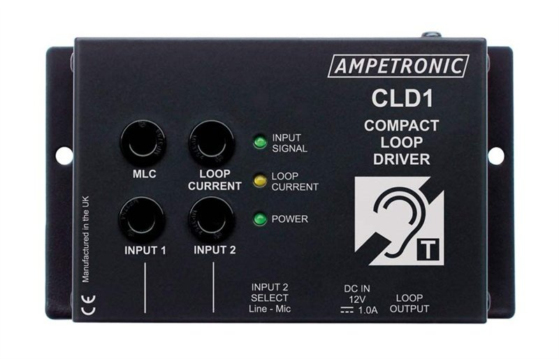 Image of AMPETRONIC Counter Loop and Boundry Microphone Kit including 1 x CLD1 1 x Pre Forme