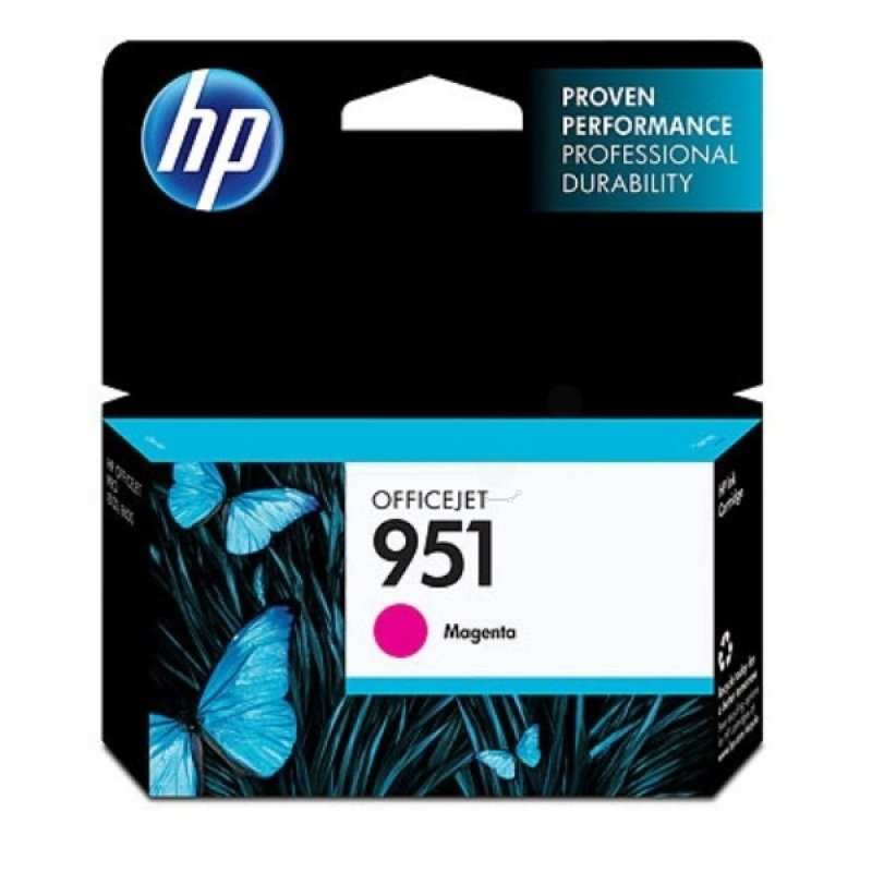 HP 951 Magenta Ink Cartridge  CN051AE