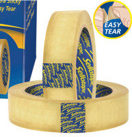 Sellotape Golden Tape 24mmx33M 1443254 - 6 Pack
