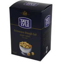 Tate and Lyle Demerara Rough Cut Sugar Cubes 1kg