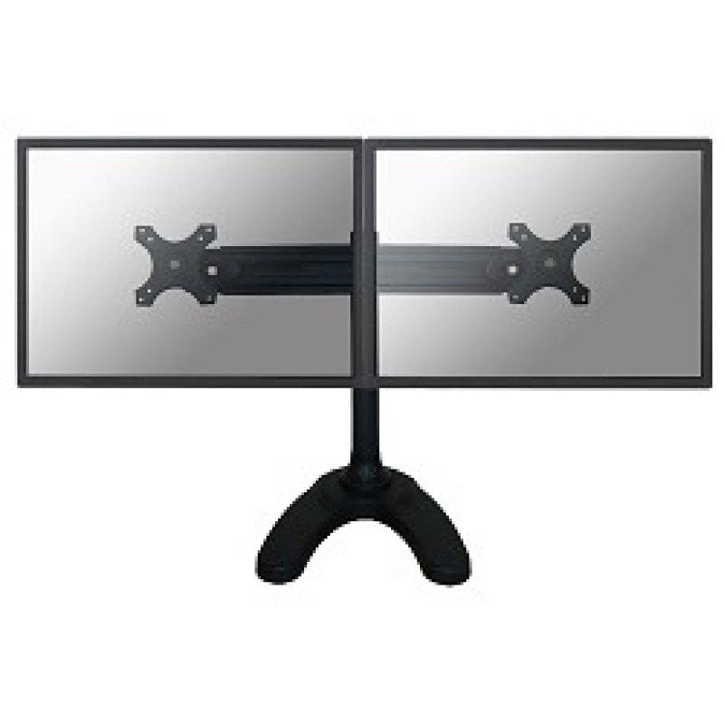 Image of Newstar Fpma-d700dd Desk Mount S19-27 Stand/foot Black