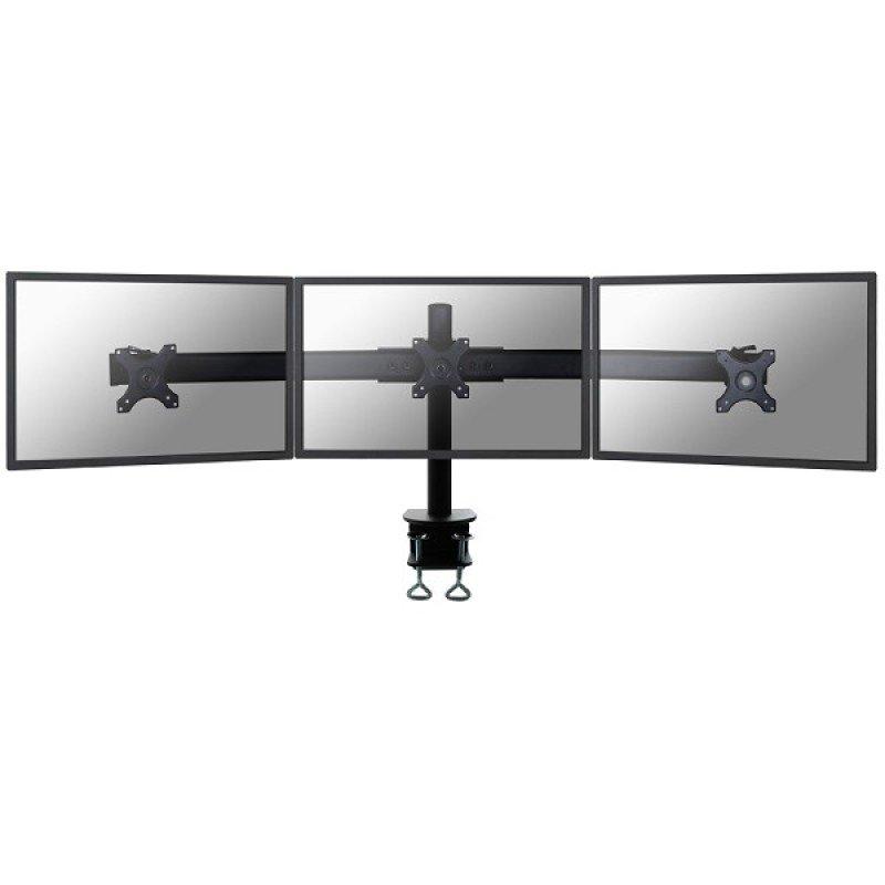 Image of Newstar Fpma-d700d3 Desk Mount C10-27 Clamp Black