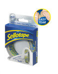 Sellotape Super Clear 24mmx50m 1443855 - 6 Pack