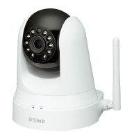 D-Link DCS-5020L - Wireless Day/Night Cloud IP Camera