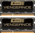 Corsair Vengeance 16gb (2 X 8gb) Memory Kit Pc3-12800 1600mhz Ddr3 (sodimm)