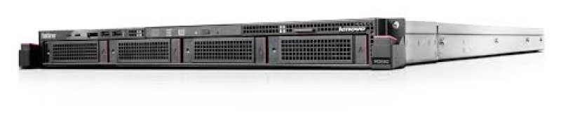 Lenovo ThinkServer RD550 70CX - Xeon E5-2660V3 2.6 GHz - 8 GB - 0 GB