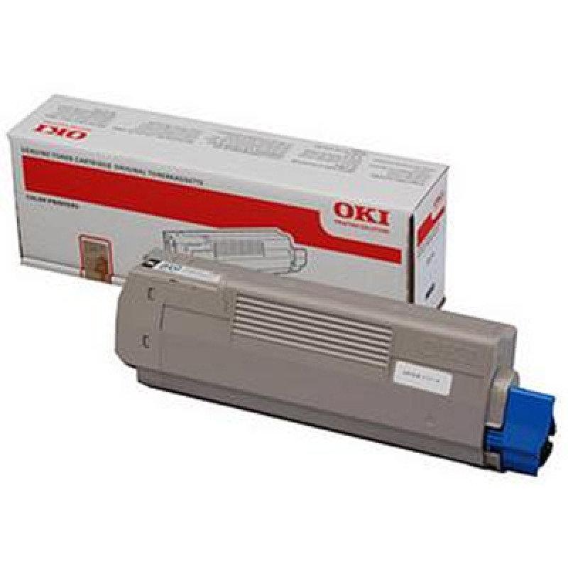 OKI C822 Yellow Toner Cartridge